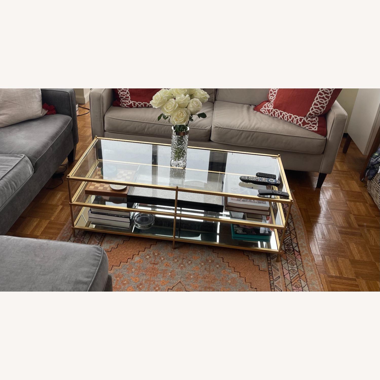 West Elm Terrace Coffee Table - image-1