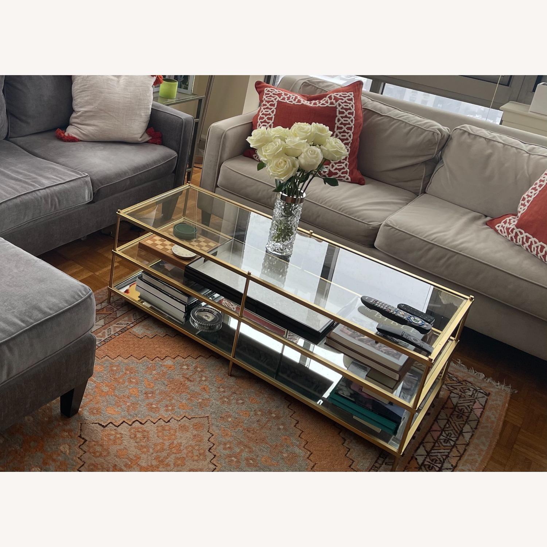 West Elm Terrace Coffee Table - image-2