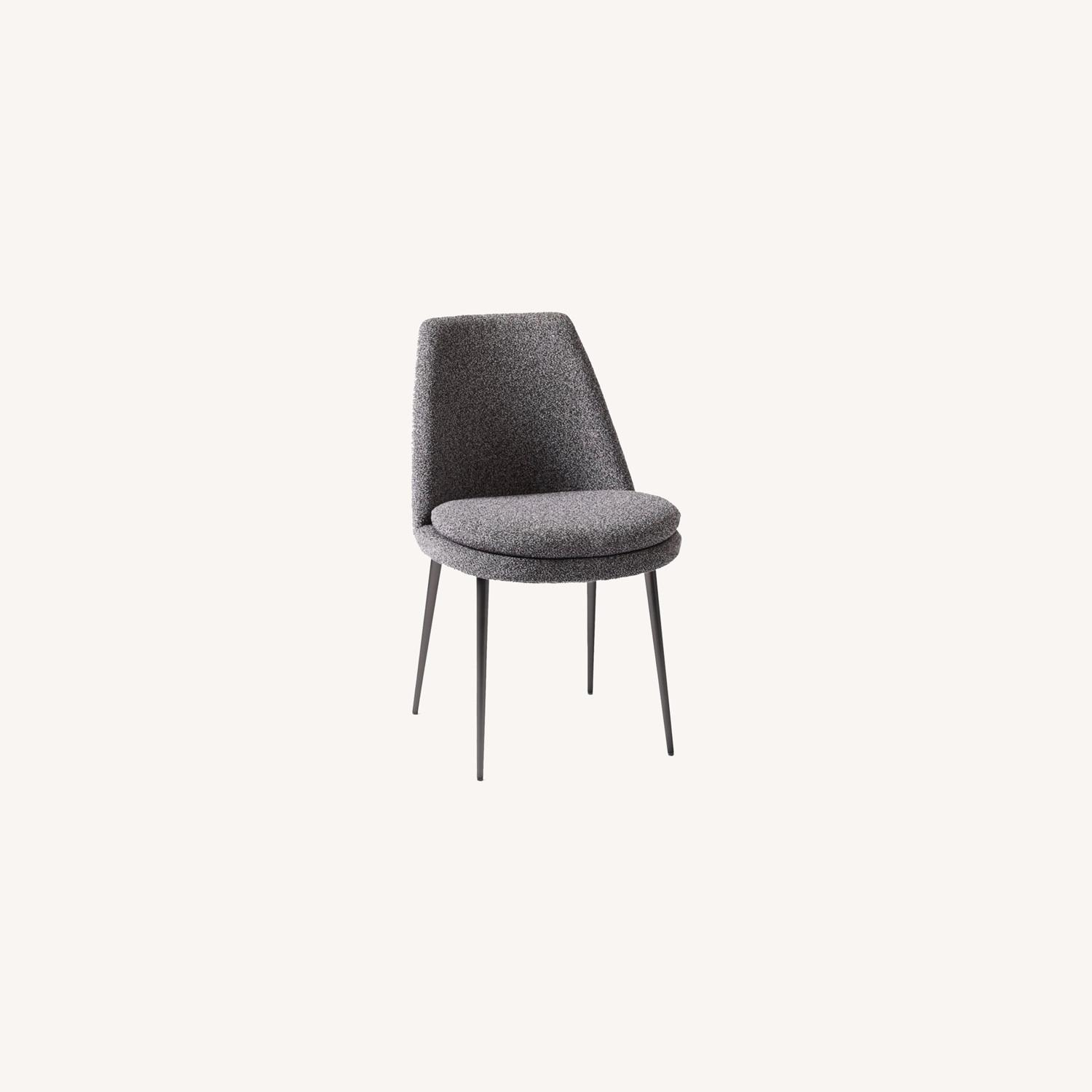 West Elm Finley Low Back Dining Chair - image-0