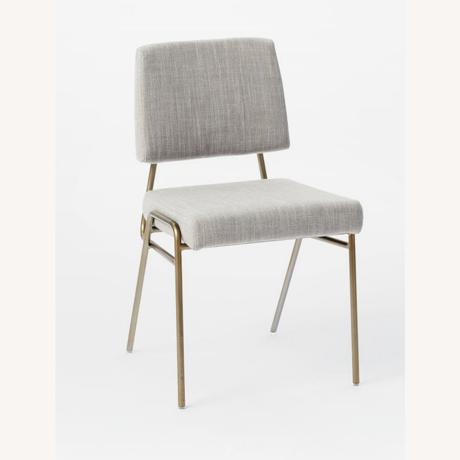 West Elm Wire Frame Side Chair - image-2