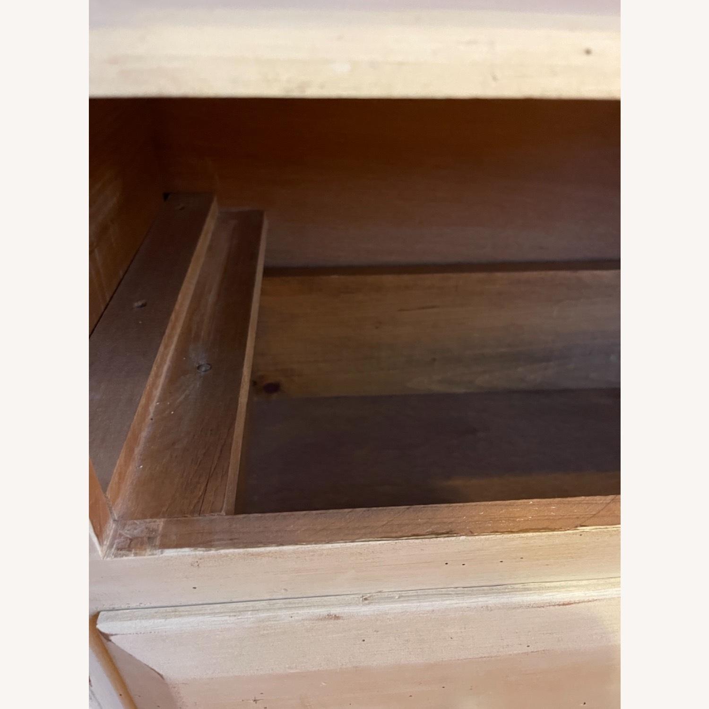 Distressed Solid Pine 7 Drawer Dresser - image-12