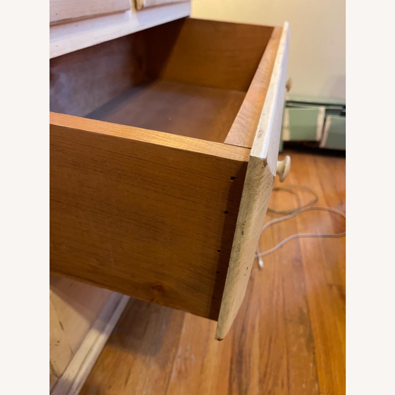 Distressed Solid Pine 7 Drawer Dresser - image-9