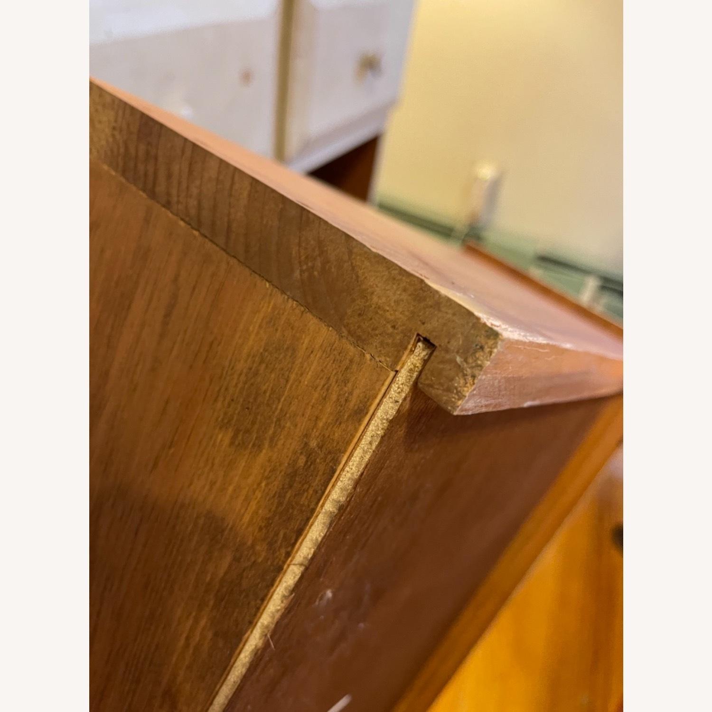 Distressed Solid Pine 7 Drawer Dresser - image-11