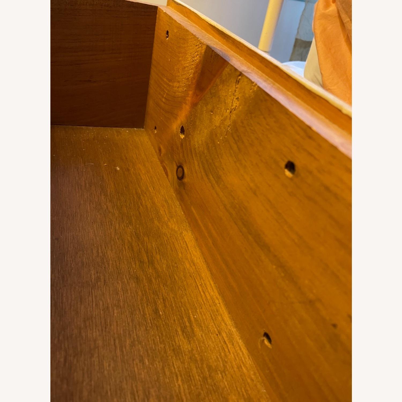 Distressed Solid Pine 7 Drawer Dresser - image-14