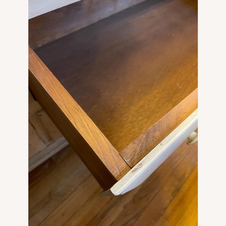 Distressed Solid Pine 7 Drawer Dresser - image-8