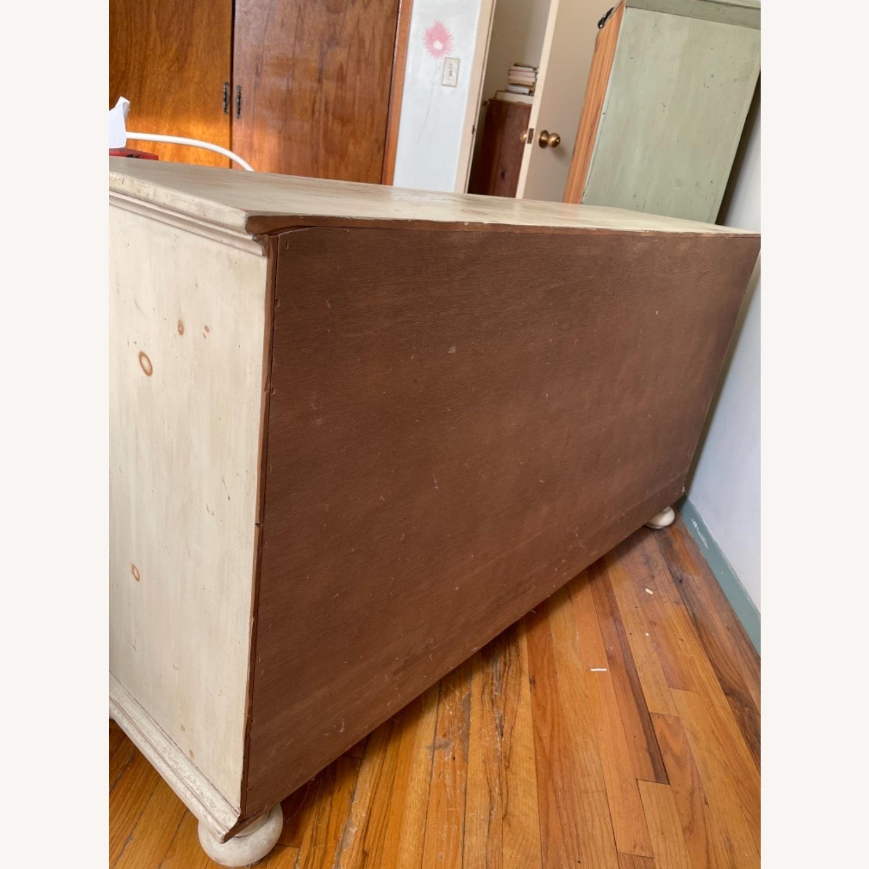 Distressed Solid Pine 7 Drawer Dresser - image-4