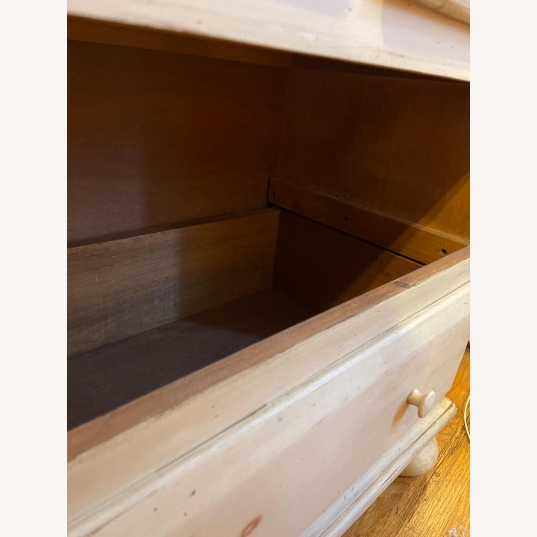Distressed Solid Pine 7 Drawer Dresser - image-13