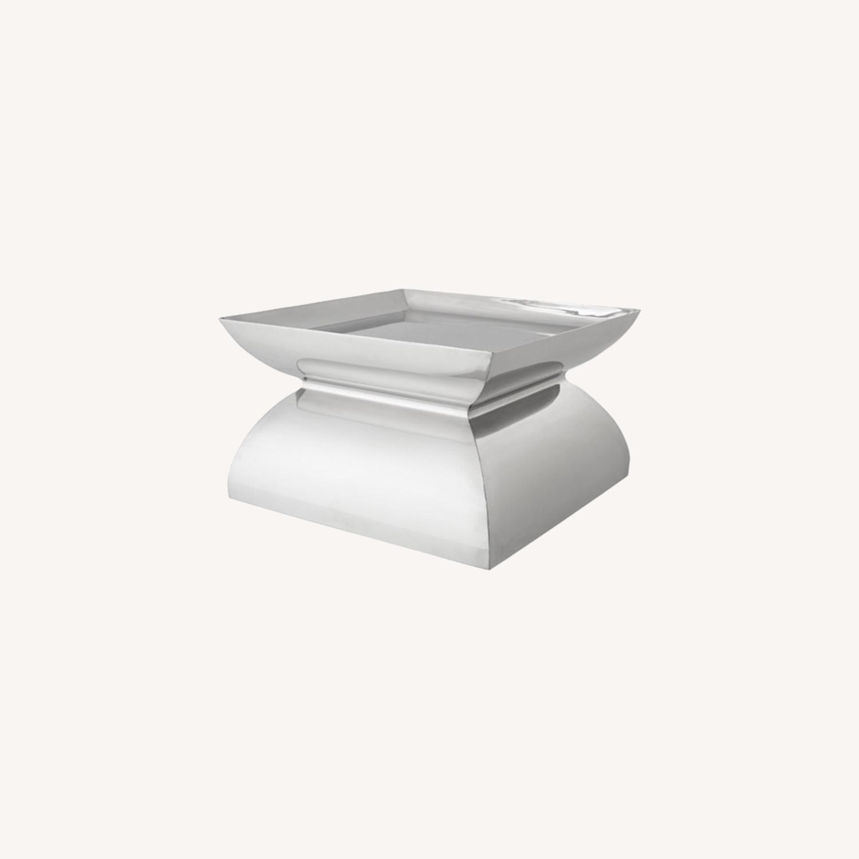 CB2 x Kravitz Design by Lenny Kravitz Catru Table - image-0