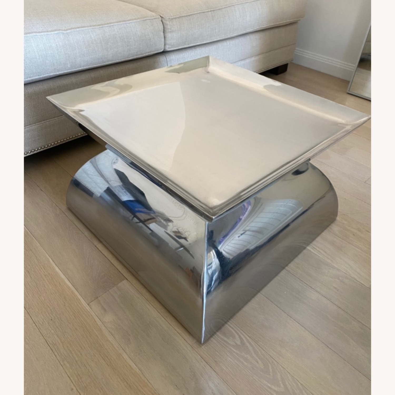 CB2 x Kravitz Design by Lenny Kravitz Catru Table - image-2