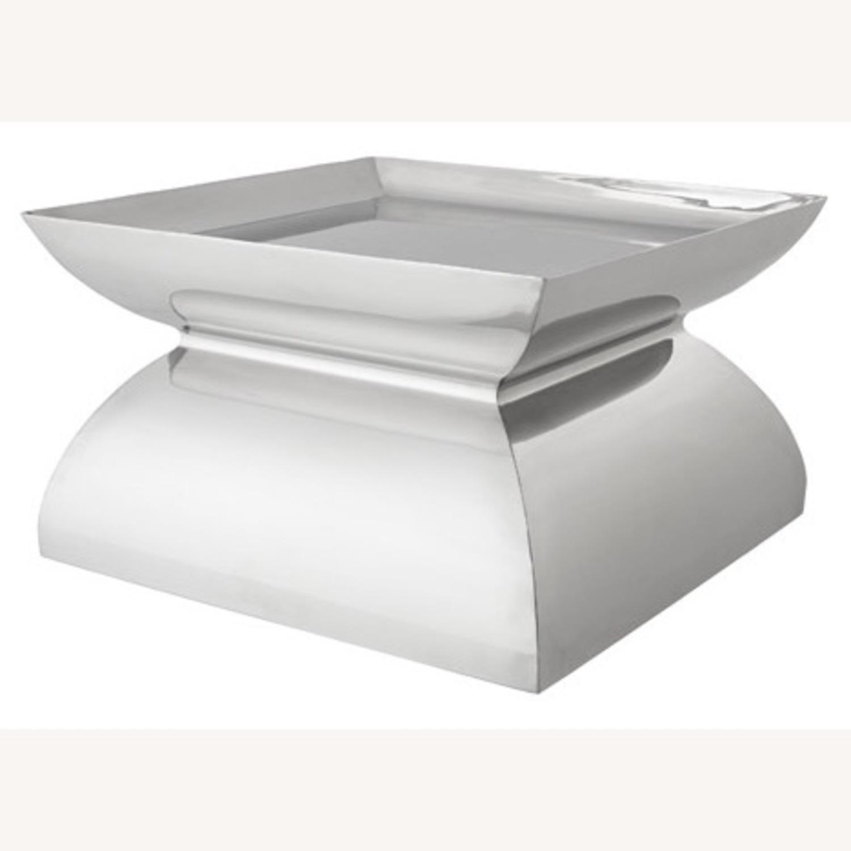 CB2 x Kravitz Design by Lenny Kravitz Catru Table - image-7