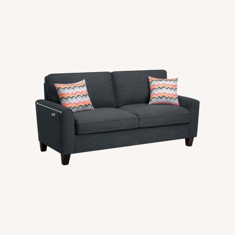 Serta Astoria Deep Sofa 78-inch Sofa - image-0
