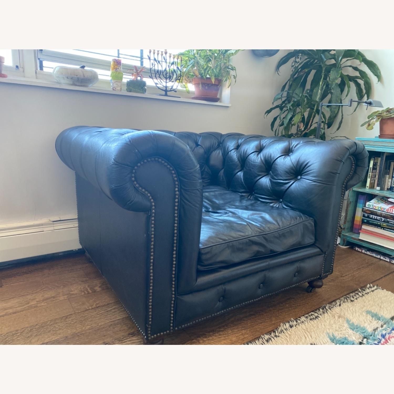 Restoration Hardware Kensington Chair - image-1