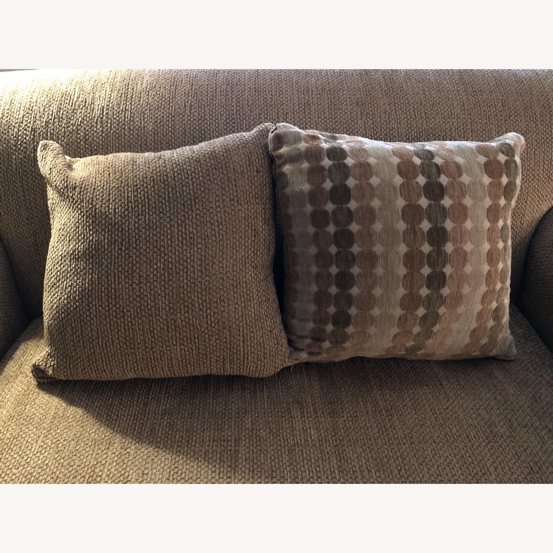 Raymour & Flanigan Sleeper Loveseat Sofa - image-5