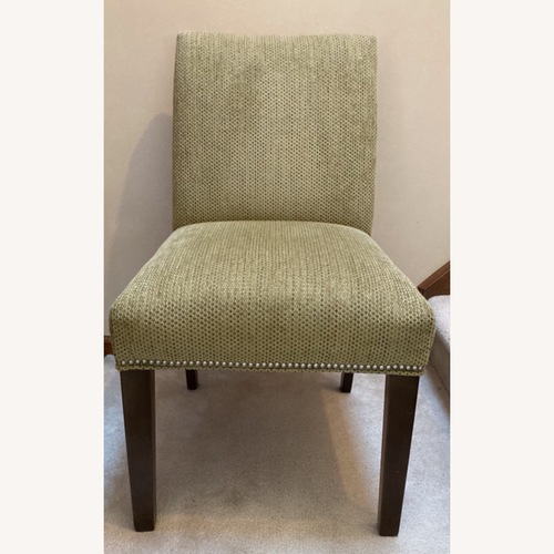 Used Ethan Allen Set of two Dining Chairs for sale on AptDeco
