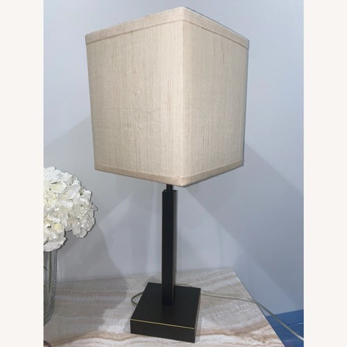 Used Crate & Barrel Table Lamp for sale on AptDeco