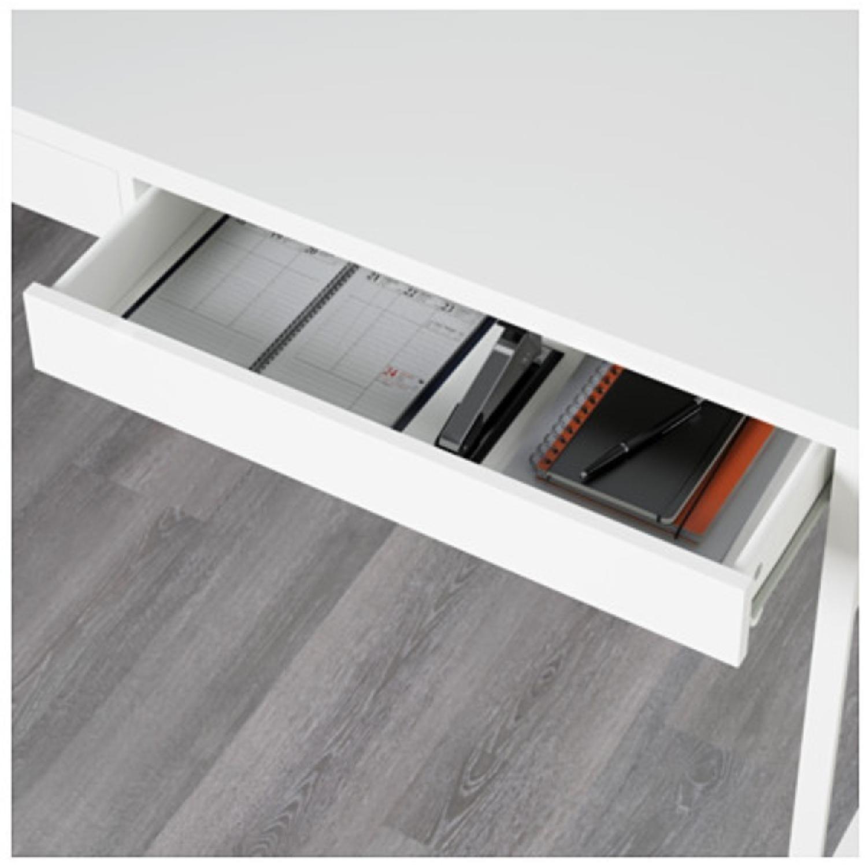 IKEA Micke Desk in White - image-3