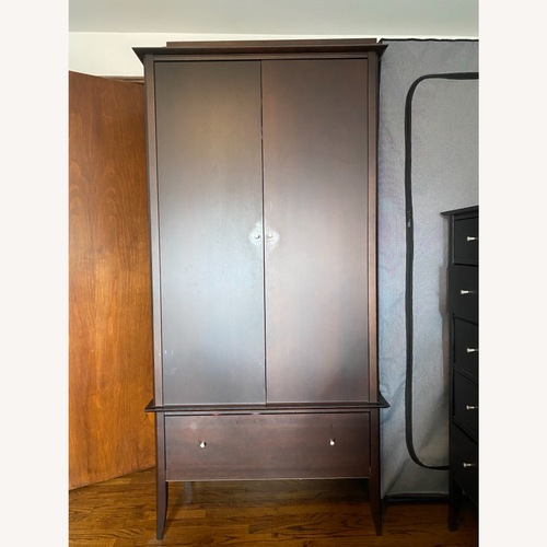 Used Crate and Barrel Armoire for sale on AptDeco