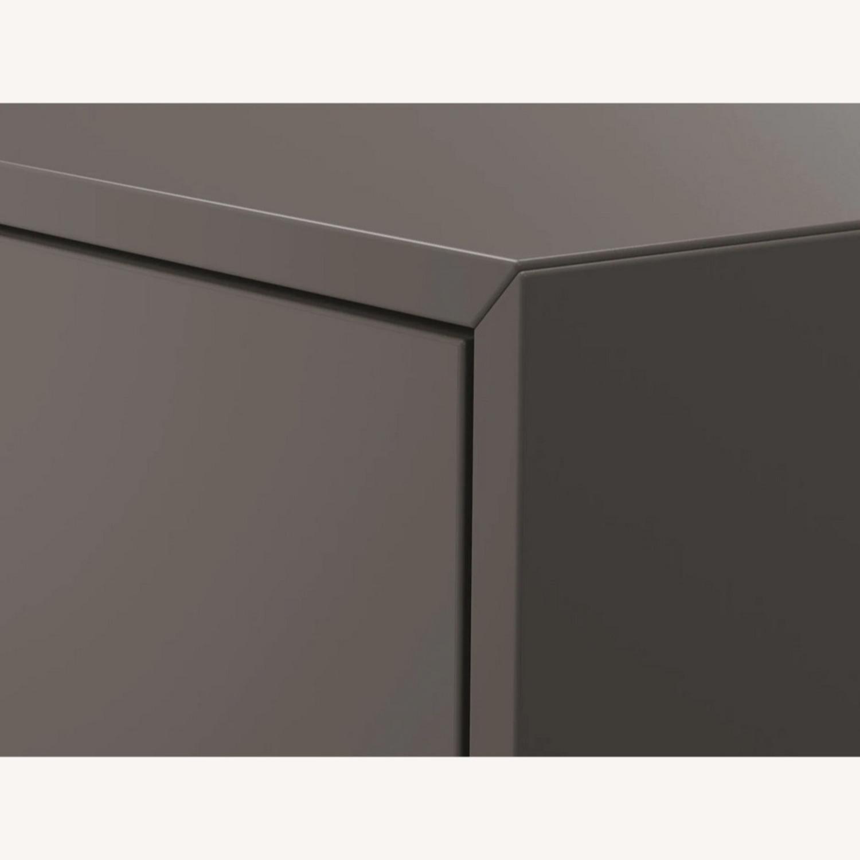 IKEA Eket 2 Drawer Gray Cabinets - Set of 2 - image-3