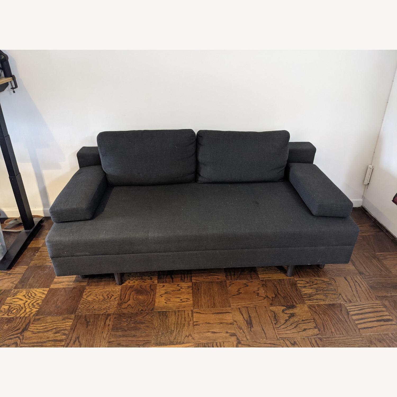 Lazzoni Kema Loveseat Sofa Bed - image-2