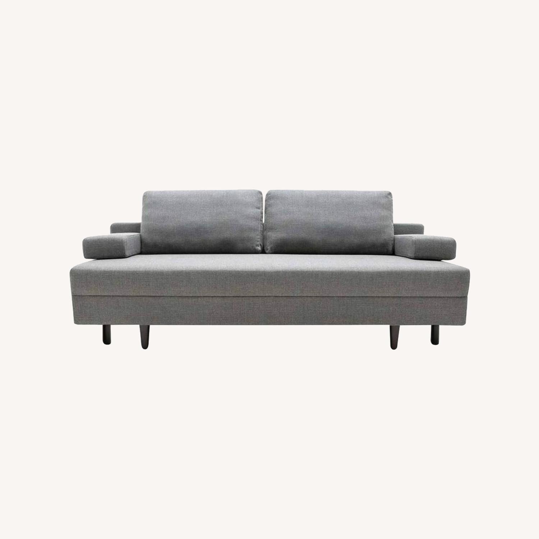 Lazzoni Kema Loveseat Sofa Bed - image-0