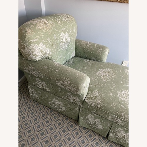 Used Pierre Deux Fabrics Chaise for sale on AptDeco