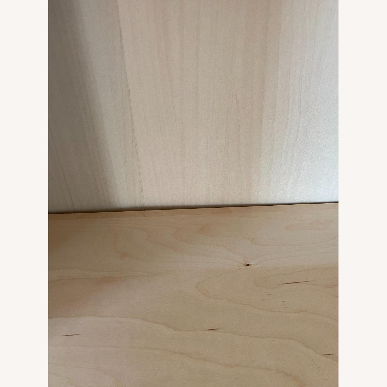 IKEA Large 6 Shelves Wooden  Bookcase - image-2