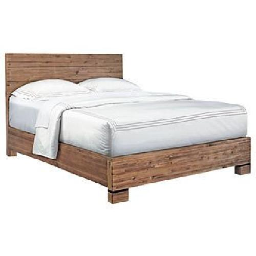 Used Macys Champagne Queen Bed for sale on AptDeco