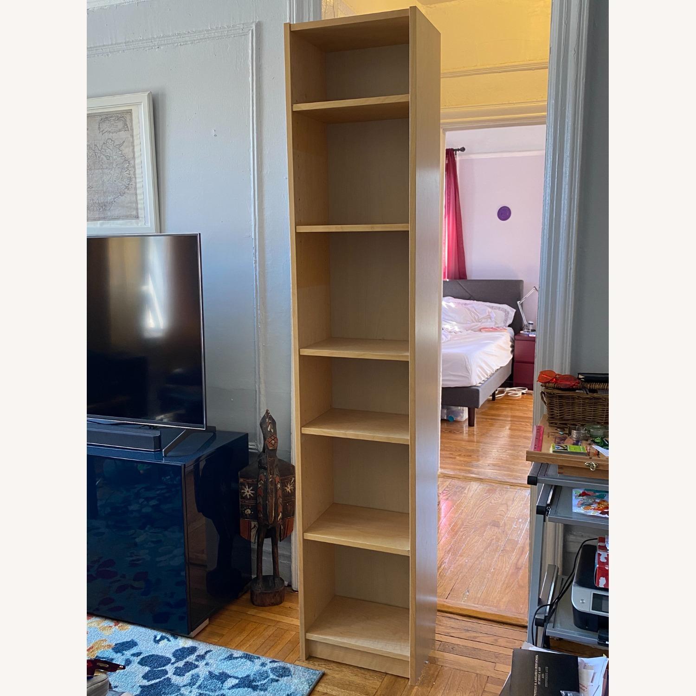 IKEA Bookshelf, 6 shelves - image-1