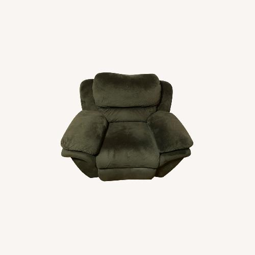 Used Bob's Discount Furniture Recliner Sofa for sale on AptDeco