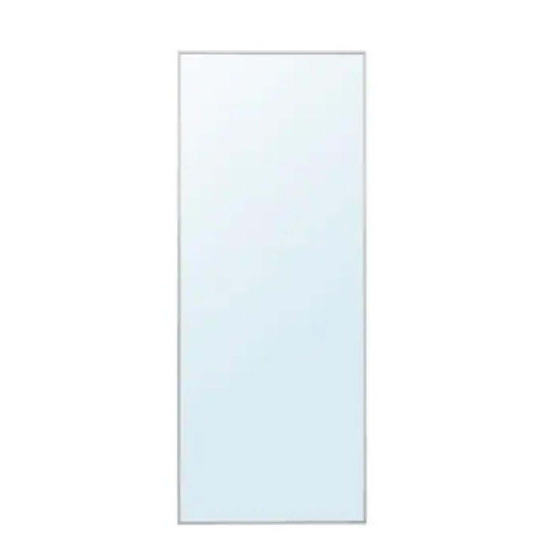 IKEA Silver Hovet Mirror - image-4