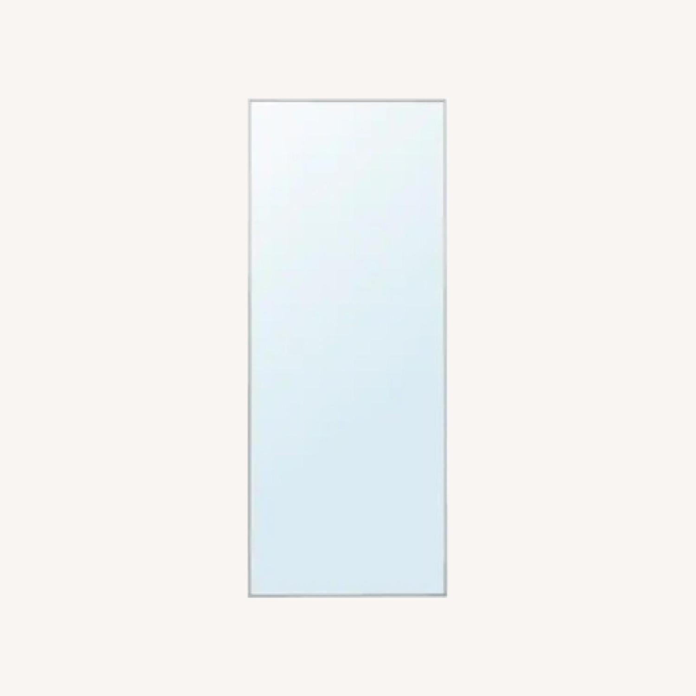 IKEA Silver Hovet Mirror - image-0