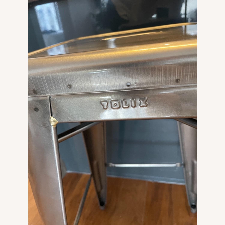 Tolix Metal Bar Stools - image-2