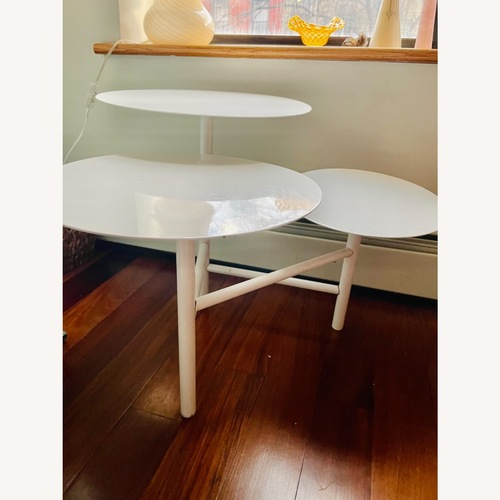 Used West Elm 3-tier Table for sale on AptDeco