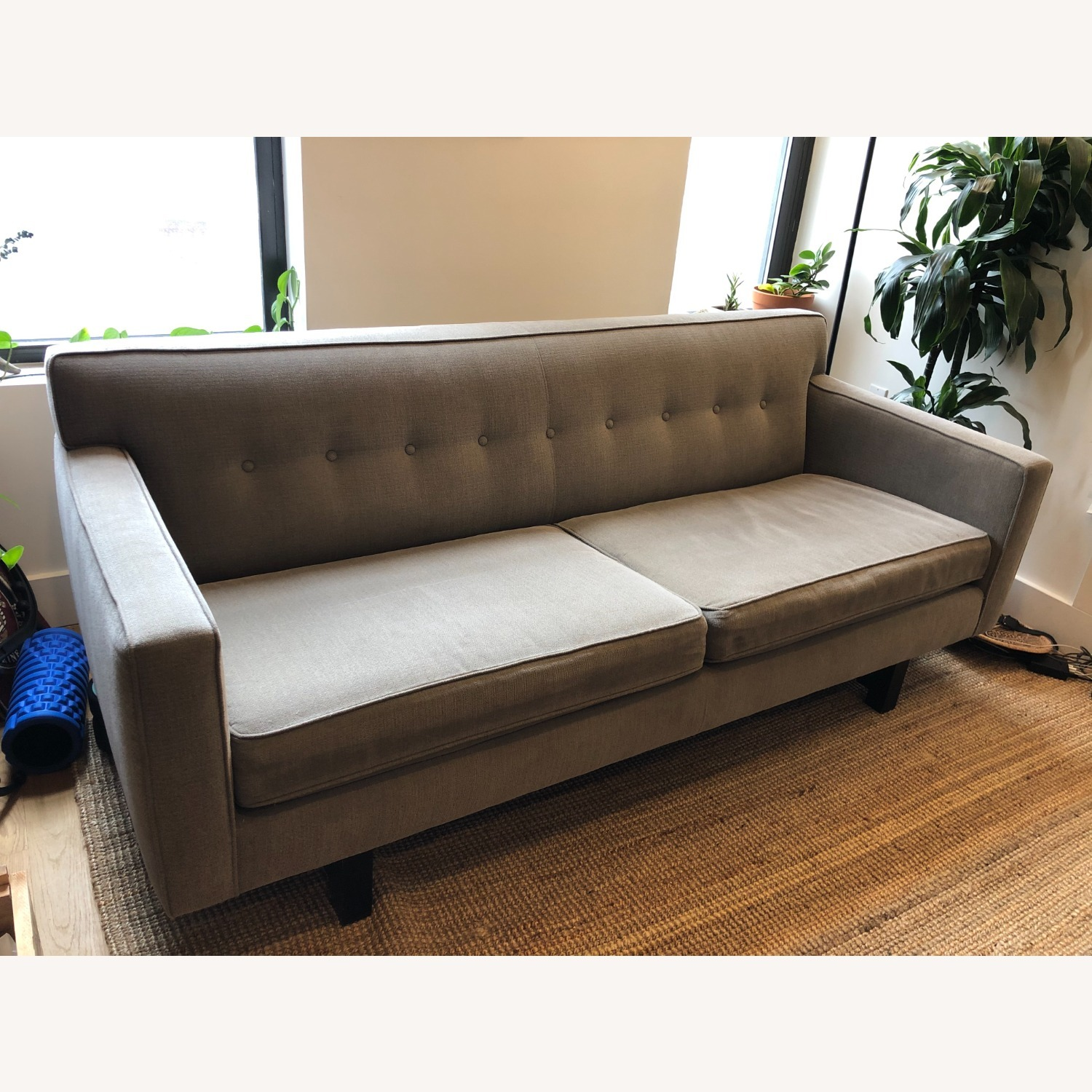 Room & Board Grey Andr Sofa - image-3