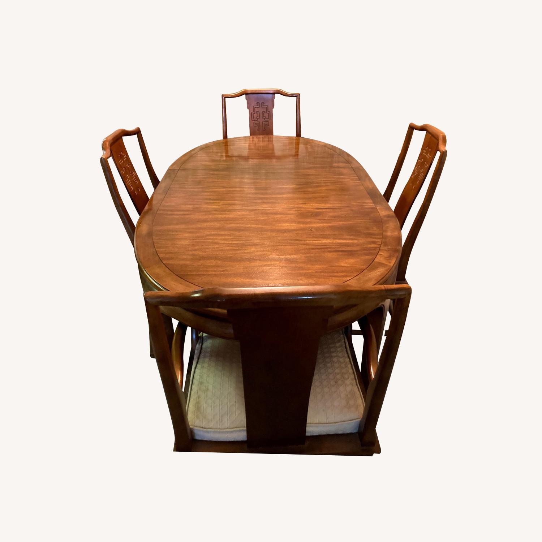 Century Furniture Dining Room Set - image-0