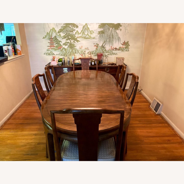 Century Furniture Dining Room Set - image-12