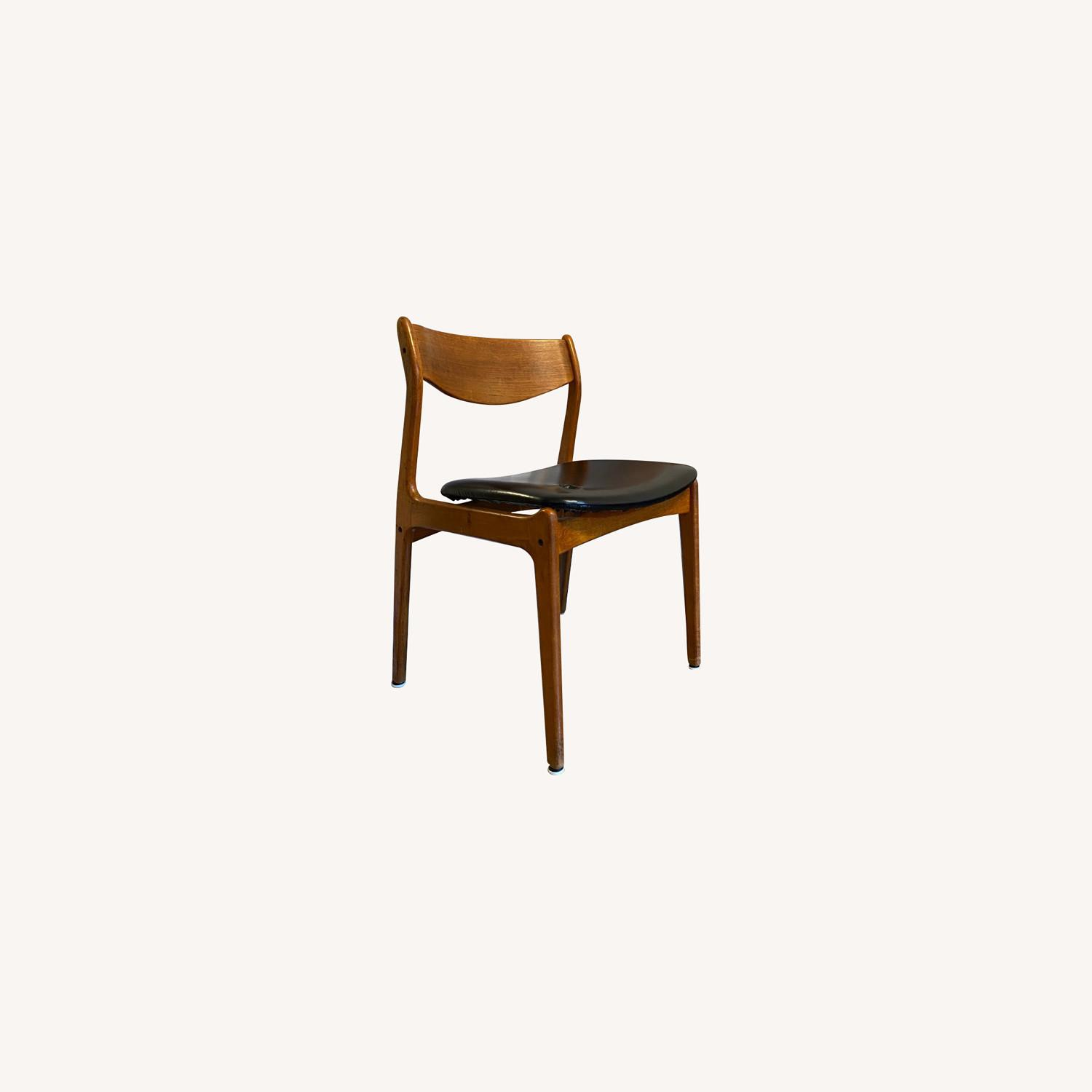 Mid-Century Modern Dining Chairs (set of 4) - image-0