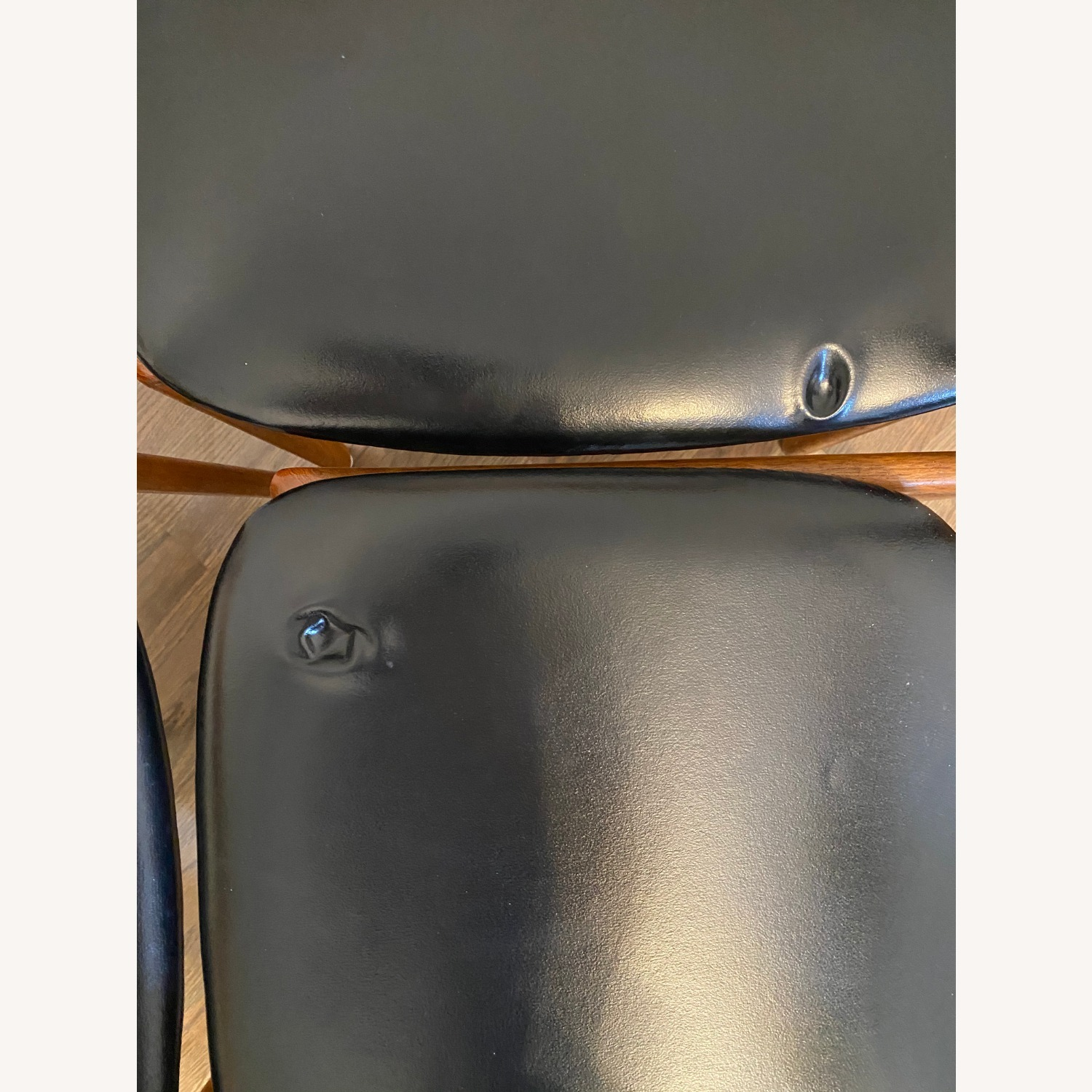 Mid-Century Modern Dining Chairs (set of 4) - image-3