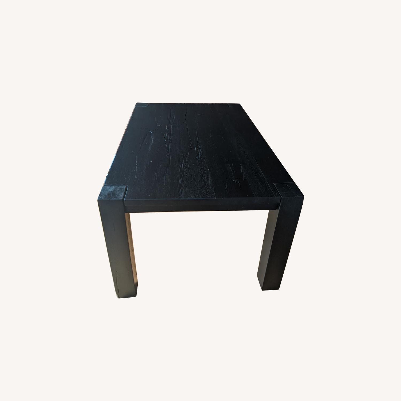 Restoration Hardware Reclaimed Oak Dining Table - image-0