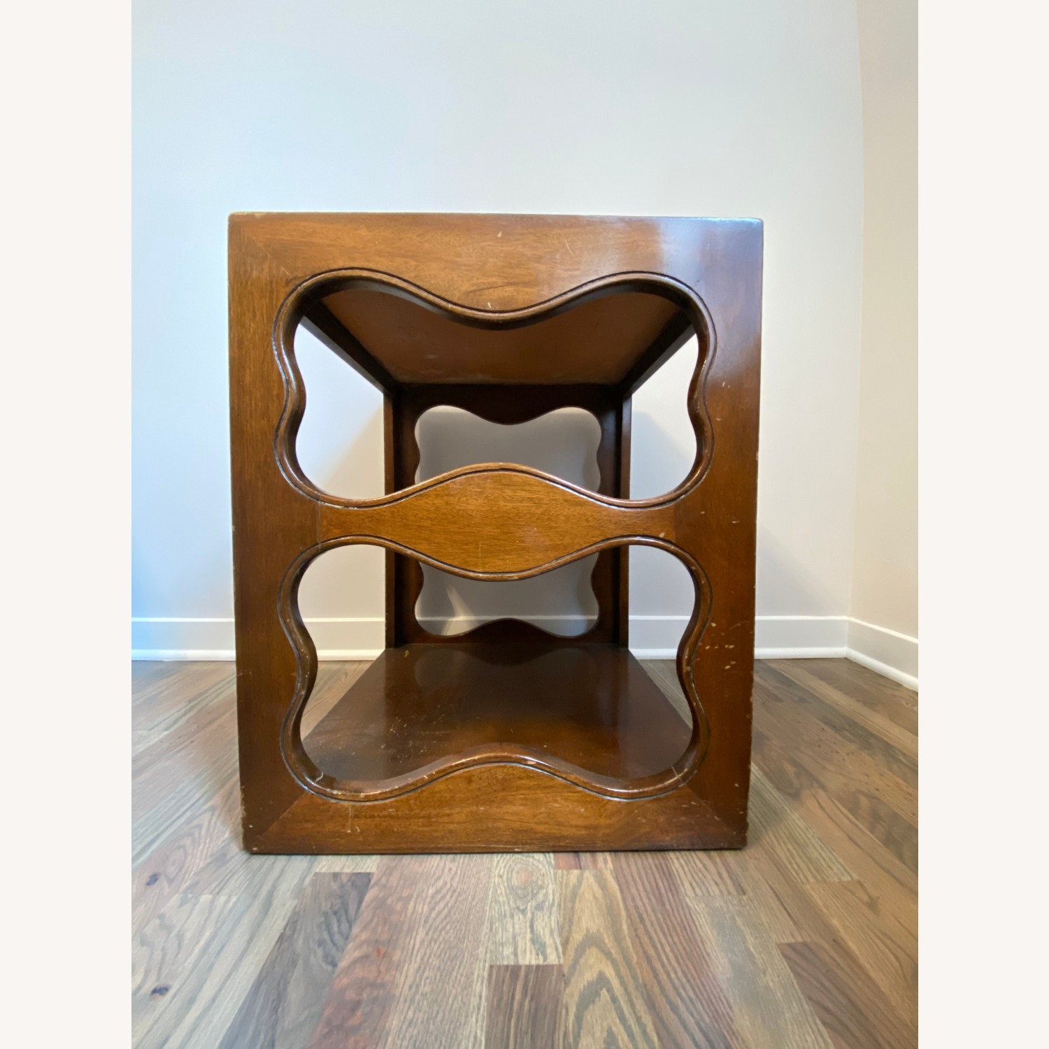 Wood End Tables (Pair) - image-2