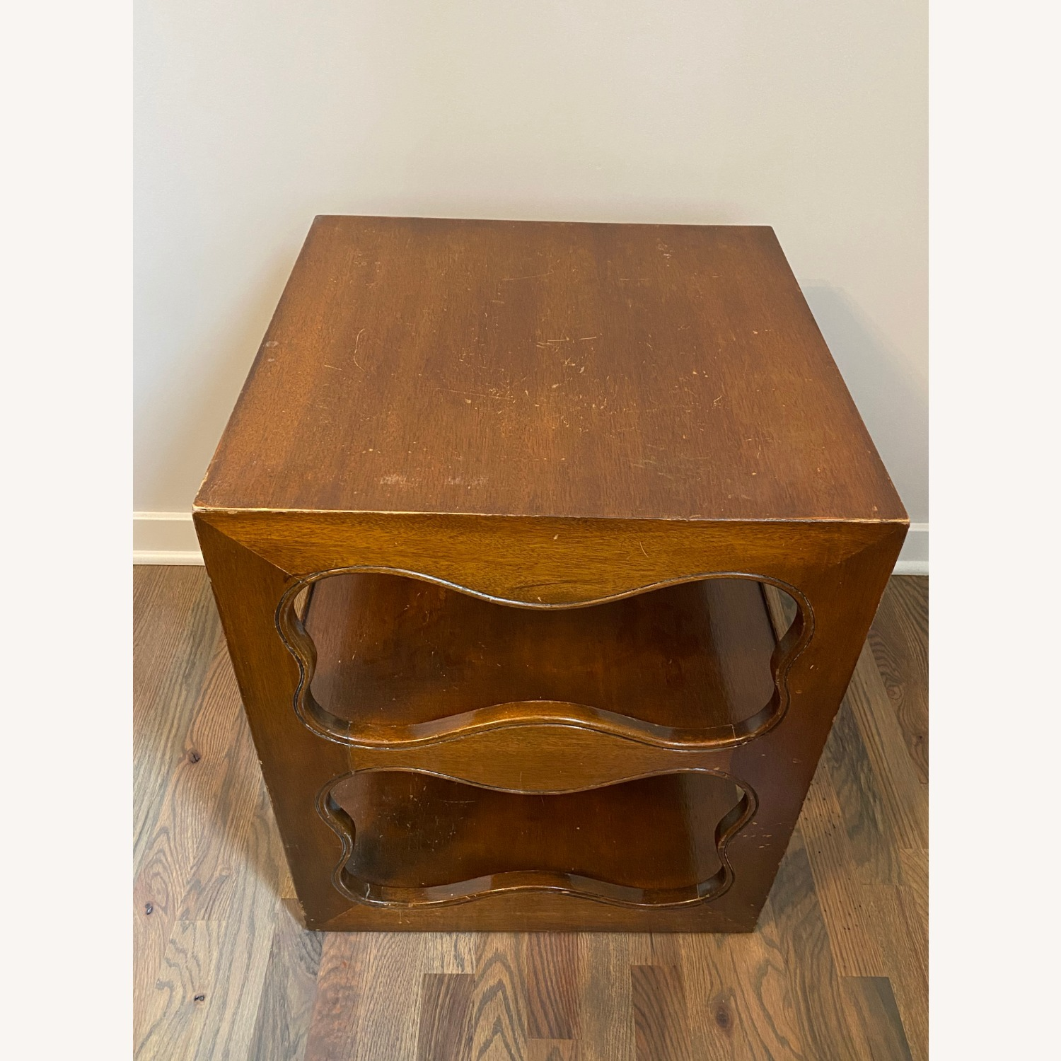 Wood End Tables (Pair) - image-4