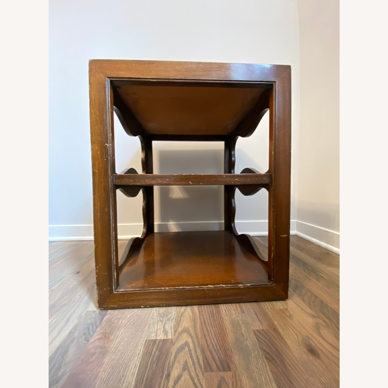 Wood End Tables (Pair) - image-3