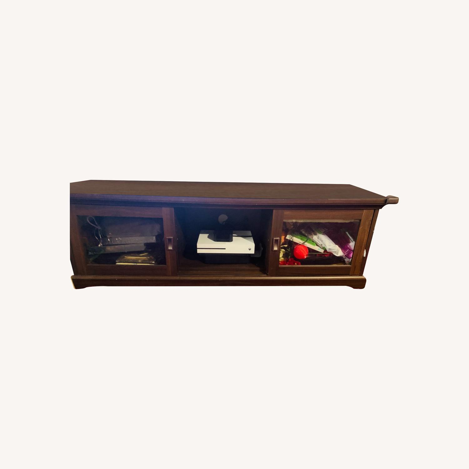 Target Tv-stand with Storage - image-0