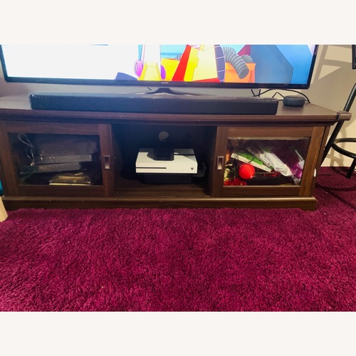 Used Target Tv-stand with Storage for sale on AptDeco