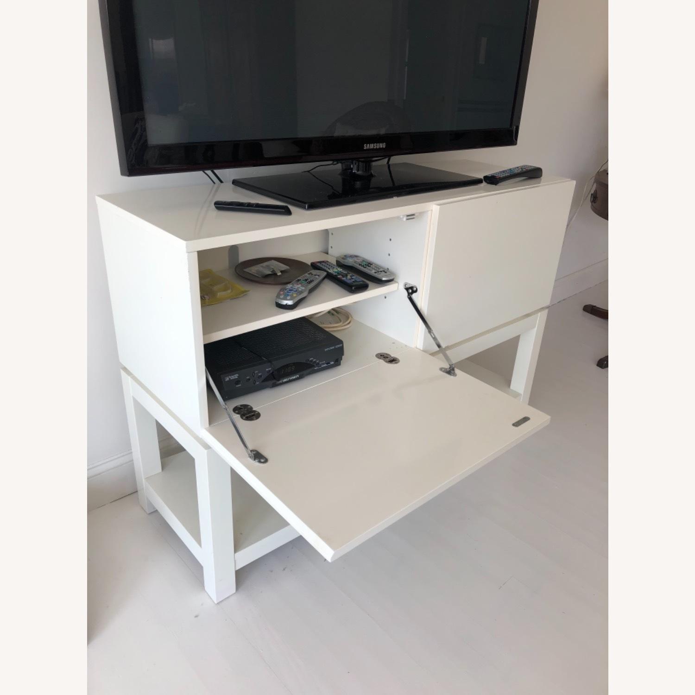 West Elm TV console - image-4