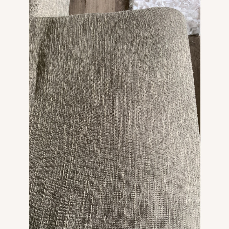 Raymour & Flanigan 2 piece Sectional Sofa - image-4