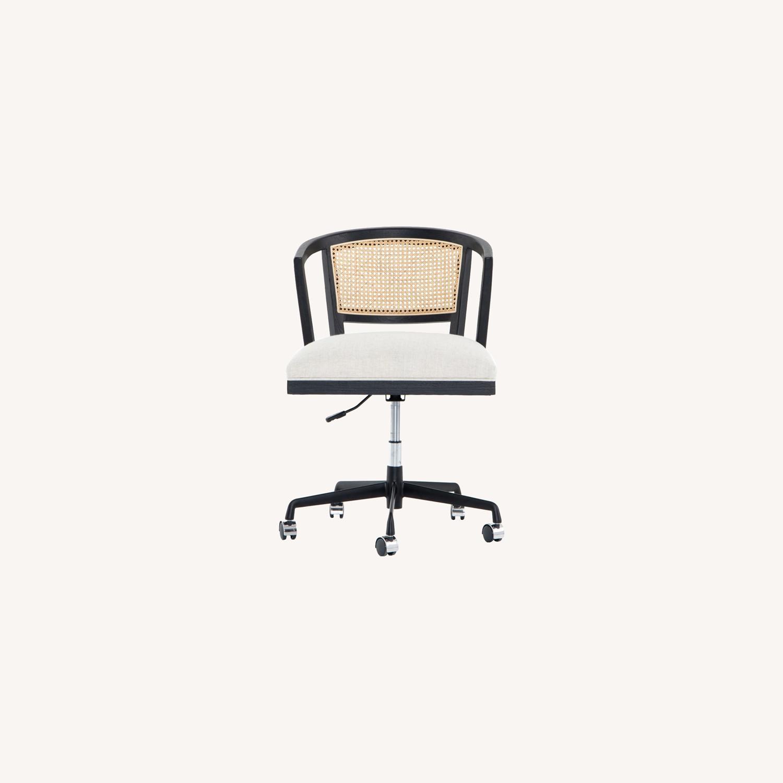 Alexa Desk Chair from Burke Dcor - image-0