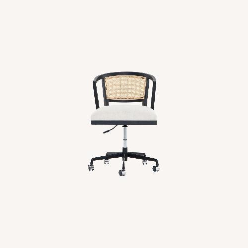 Used Alexa Desk Chair from Burke Dcor for sale on AptDeco