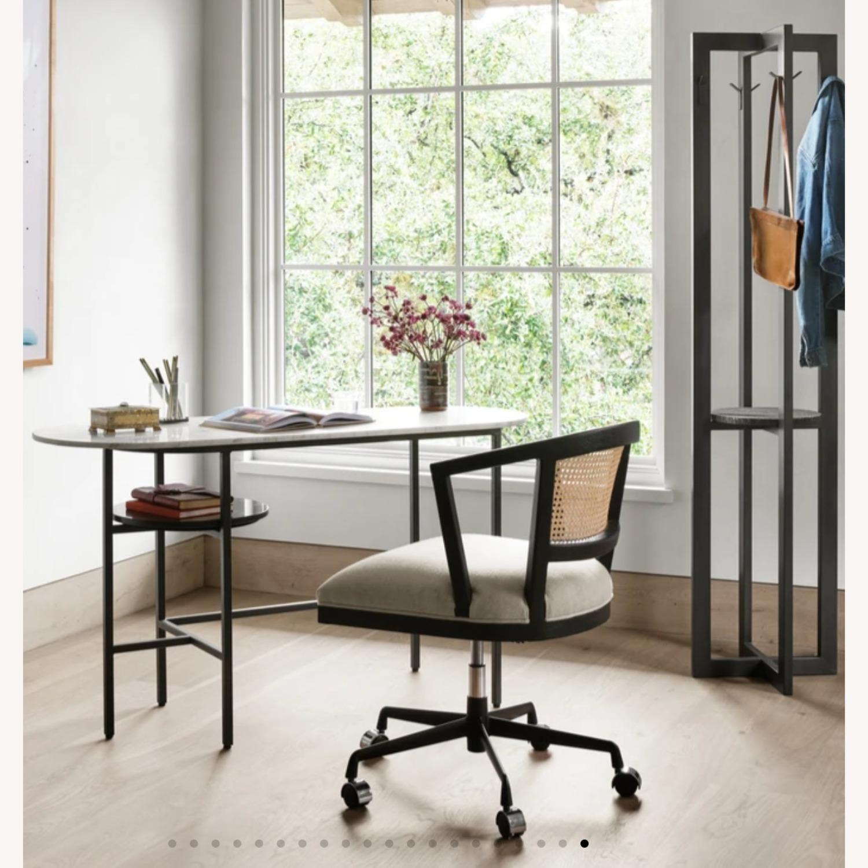Alexa Desk Chair from Burke Dcor - image-4