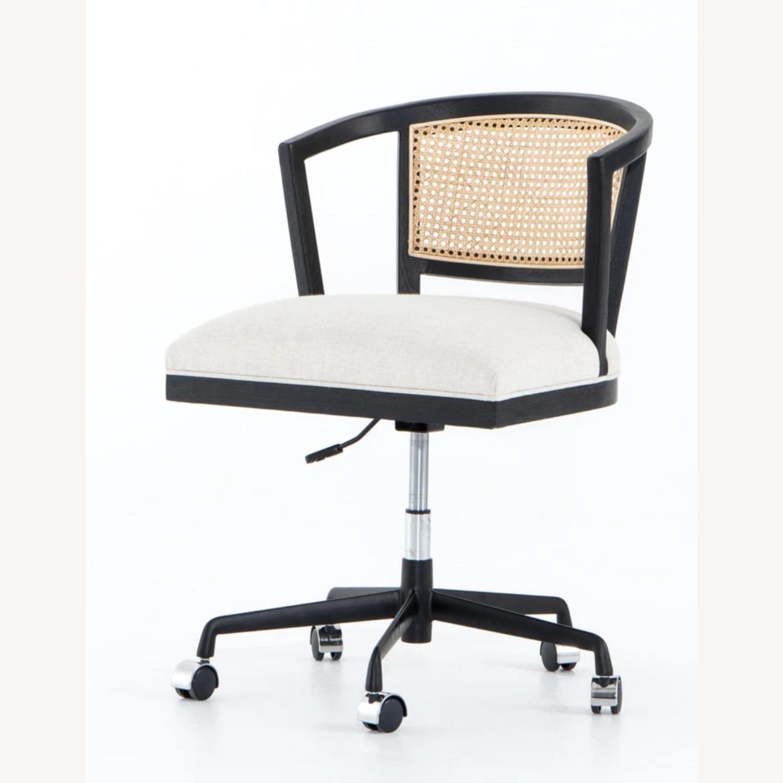 Alexa Desk Chair from Burke Dcor - image-2